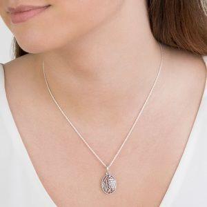 8c2cf0210 Pandora Jewelry | Necklace Floral Daisy Lace | Poshmark